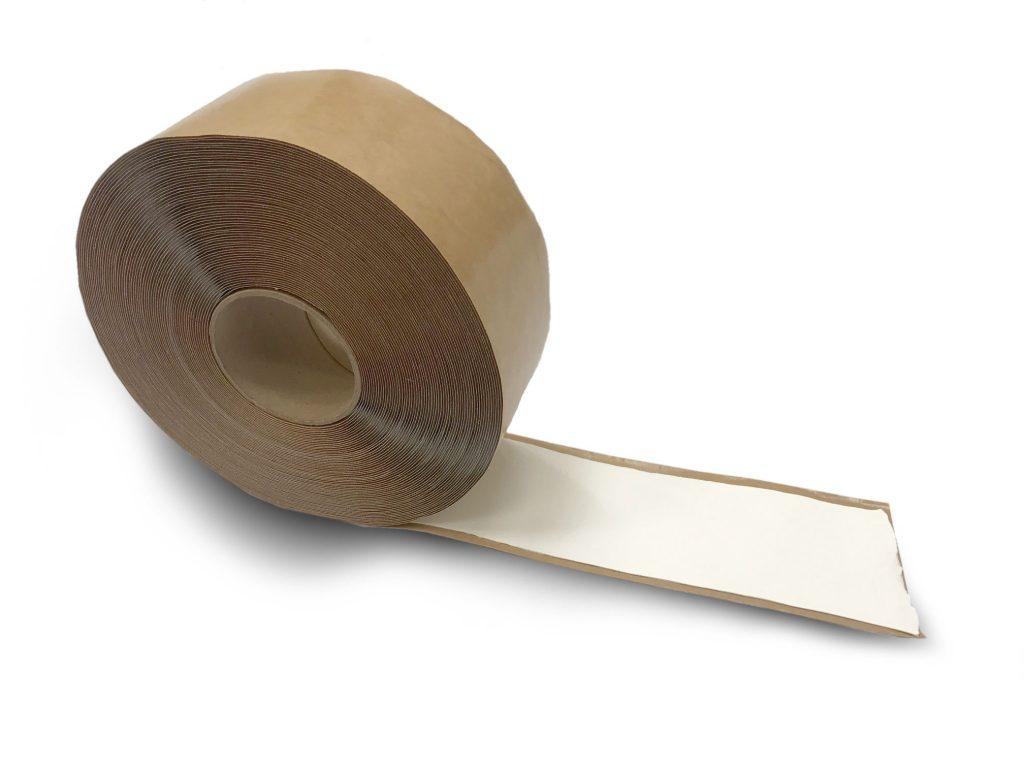 White Cover Tape Passaic Rubber Company